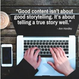 good content - handley